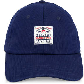 Disney Walt World Corduroy Baseball Cap - Adults