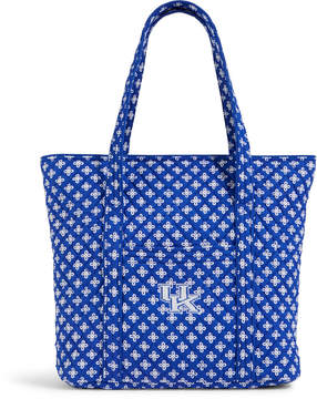 Vera Bradley Kentucky Wildcats Tote - BLUE - STYLE