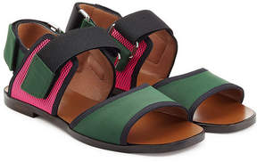 Marni Colorblock Sandals