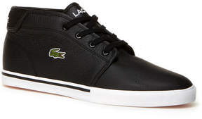 Lacoste Men's Ampthill Leather Mid Sneakers
