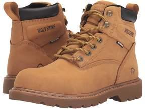Wolverine Floorhand Soft Toe Men's Work Boots