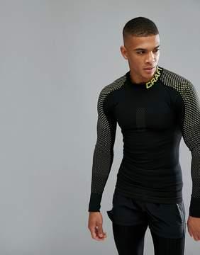 Craft Sportswear Warm Intensity Long Sleeve Top In Black 1905350-999603