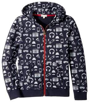 Appaman Kids Downtown Hipster Hoodie Boy's Sweatshirt