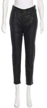 Adriano Goldschmied The Beau Leather Pants