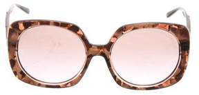 Michael Kors Ula Marbled Sunglasses