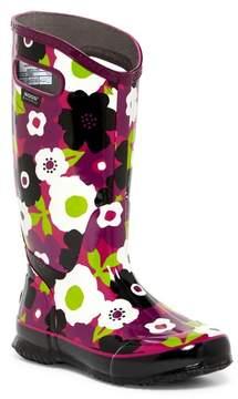 Bogs Waterproof Spring Floral Rain Boot