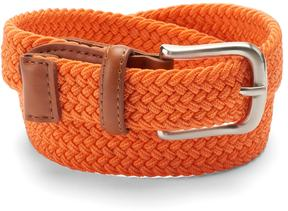 Izod Boys 4-20 Braided Stretch Belt