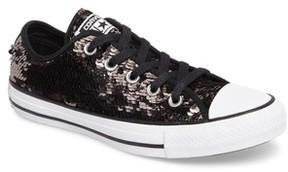 Converse Women's Chuck Taylor All Star Sequin Low Top Sneaker