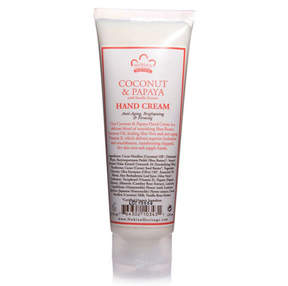 Nubian Heritage Hand Cream, Coconut + Papaya by 4oz Cream)
