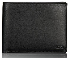 Tumi Men's Global Passcase Wallet - Black