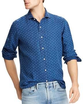 Polo Ralph Lauren Indigo Classic Fit Button-Down Shirt