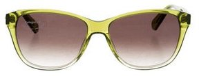 Balmain Translucent Tinted Sunglasses w/ Tags