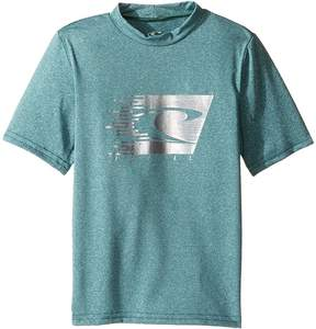 O 24-7 Hybrid Short Sleeve Tee (Little Kids/Big Kids)