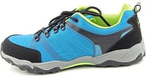 Khombu Womens Ellis Low Top Lace Up Walking Shoes.