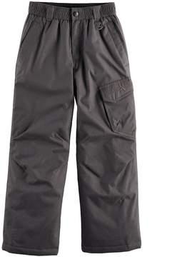 ZeroXposur Boys 8-20 Platinum Snow Pants
