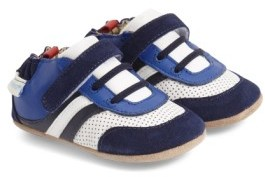 Robeez Toddler Boy's 'Everyday Ethan' Crib Shoe