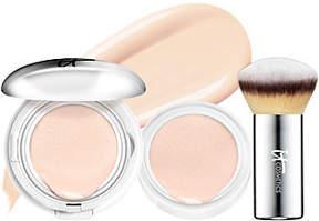 It Cosmetics Supersize CC Veil SPF 50 Foundation Cushion w/Brush