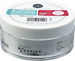 ASP Pink Bonding Acrylic Powder 1.6oz.