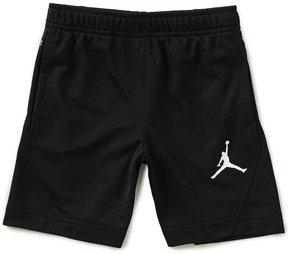 Jordan Little Boys 2T-7 Speckle 23 Colorblock Shorts