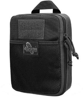 Asstd National Brand Maxpedition Beefy Pocket Organizer Black