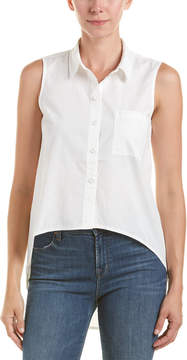 Noisy May High-Low Shirttail Top