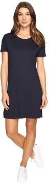 Alternative Straight Up Cotton Modal T-Shirt Dress Women's Dress