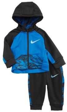 Nike Infant Boy's Therma-Fit Hoodie & Sweatpants Set