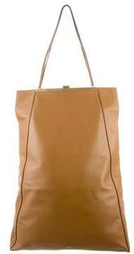 Celine 2017 Cabas Clasp Bag