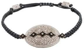 Armenta New World Diamond Adjustable Bracelet