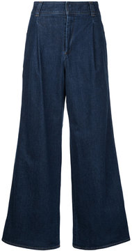 ESTNATION wide leg jeans