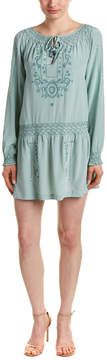 Calypso St. Barth Dadra Silk Shift Dress