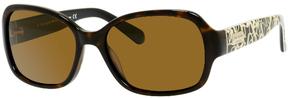 Safilo USA Kate Spade Akira Rectangle Sunglasses