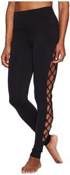 Alo Interlace Leggings Women's Casual Pants