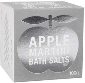 Bath House Apple Martini Bath Salts by 100g Bath Salt)