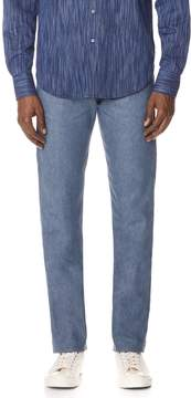 Naked & Famous Denim Recycled Yarn Selvedge Jeans