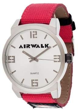 Everlast Airwalk Analog Watch - Red
