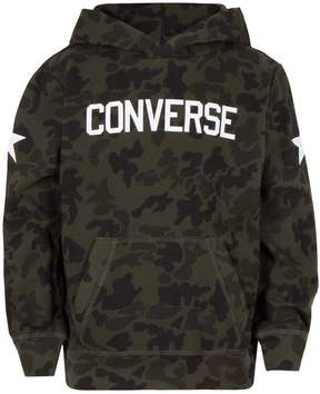 Converse Boys 8-20 Heritage Camouflage Pullover Hoodie