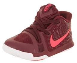 Nike Toddlers Kyrie 3 (td) Basketball Shoe.