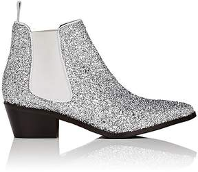 Barneys New York Women's Glitter Chelsea Boots