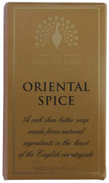 Smallflower Oriental Spice Soap by The English Soap Company (200g Soap)