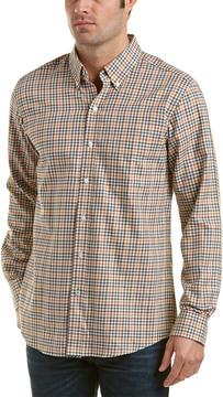 J.Mclaughlin J. Mclaughlin Westend Trim Fit Woven Shirt