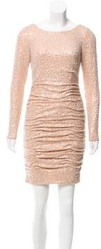 Aidan Mattox Sequin Mini Dress w/ Tags