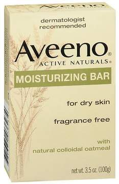 Aveeno Active Naturals Moisturizing Bar for Dry Skin