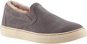 Cougar Waterproof Suede Slip-On Shoes - Fawn