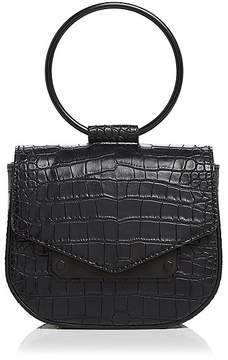 Nasty Gal Ring Leader Embossed Crossbody