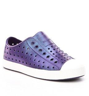 Native Girls Jefferson Iridescent Slip-On Sneakers