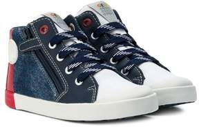 Geox hi-top sneakers