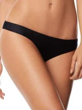 Pilyq Low-Rise Solid Bikini Bottom