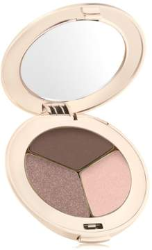 Jane Iredale Purepressed Triple Eyeshadow - Brown Sugar