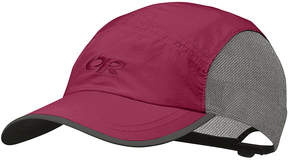 Outdoor Research Raspberry & Dark Gray Swift Cap